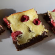 Frischkäse-Brownies