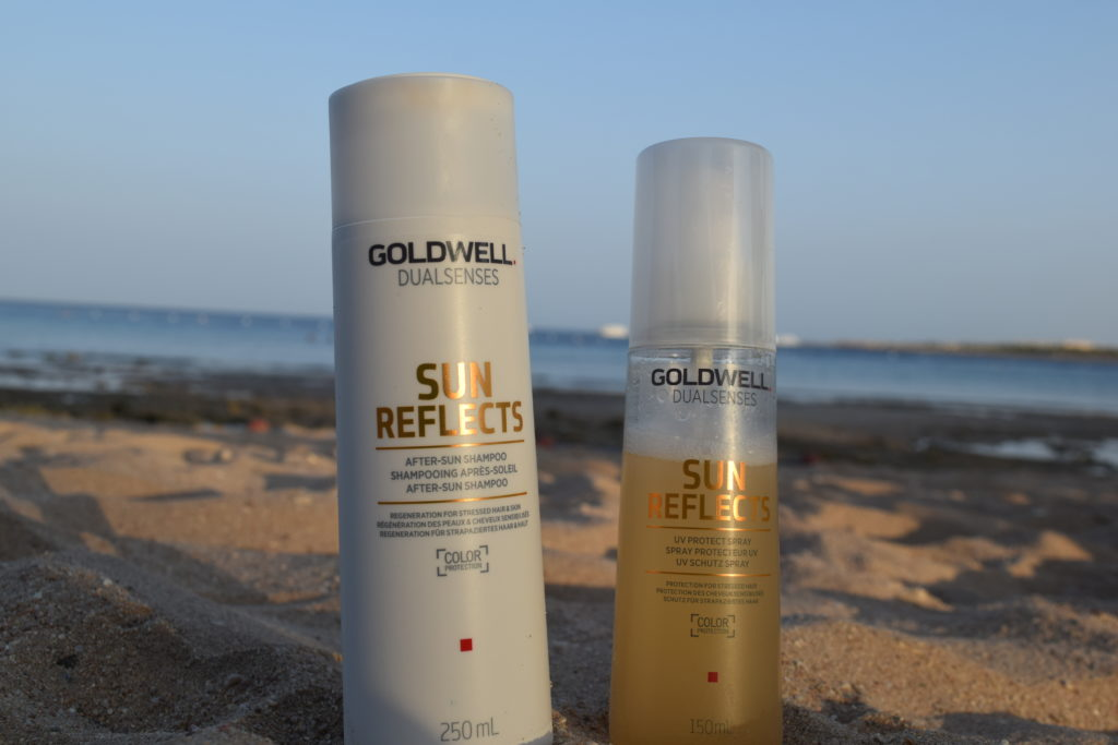 Goldwell Sun Reflects Serie