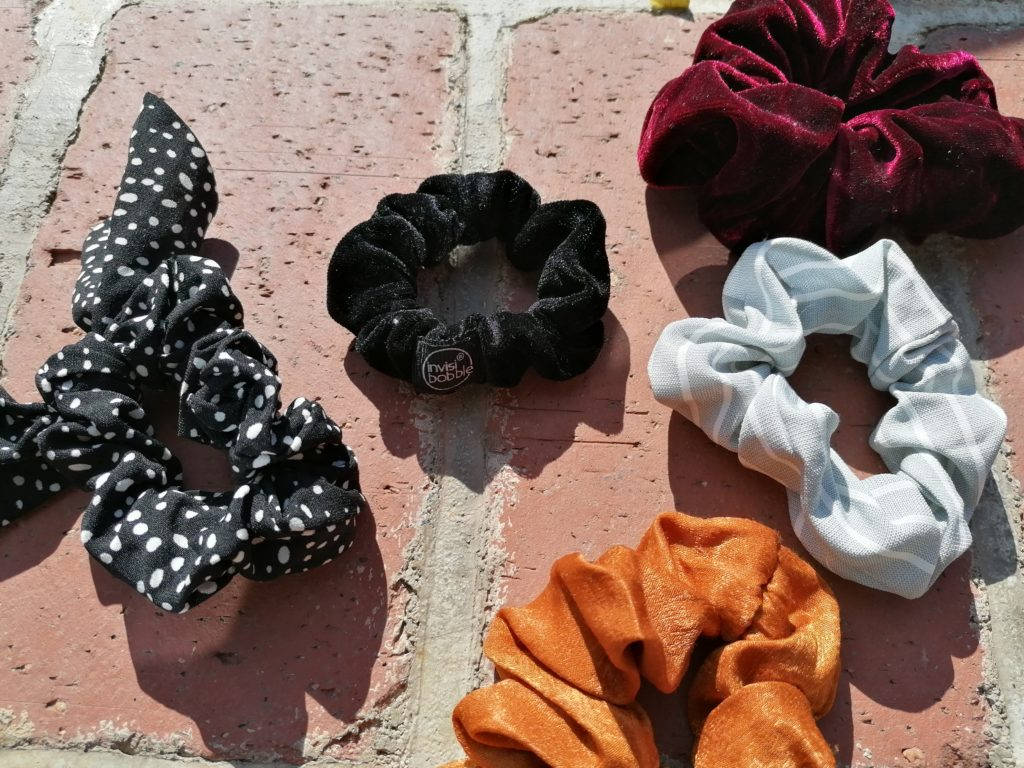 Scrunchie Variationen