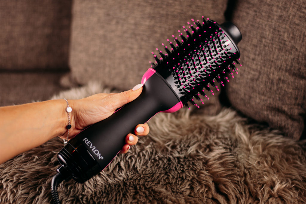 Revlon Hair Dryer and Volumiser Gerät