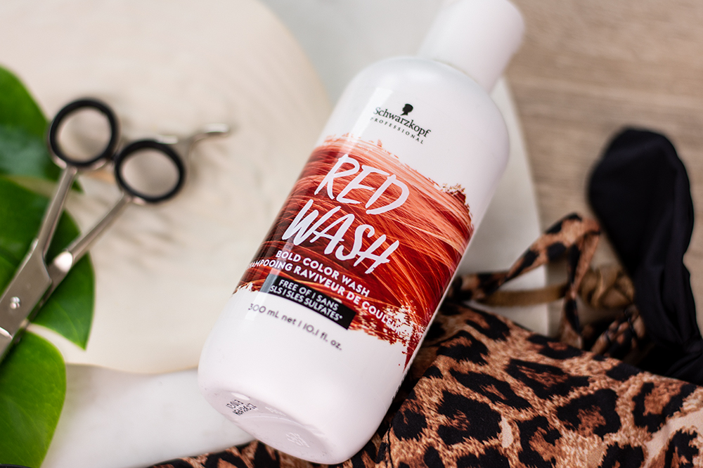 Schwarzkopf Professional Red Wash