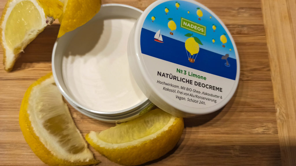 Limone Deocreme offen