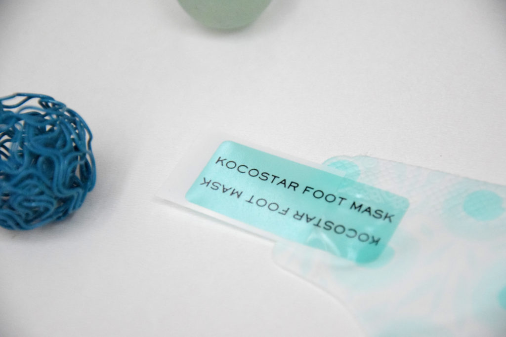 Kocostar Foot Mask